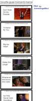 Glee Meme: Favorites