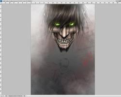 Death Seeker WIP second version by AnetaChalimoniuk