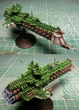 Overlord Class Battlecruiser