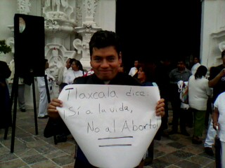 Marcha en favor de la vida by napo1