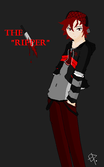 NEW OutFit - n.b.k memeber - TheRipper by EP-EpicSlave