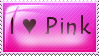 I love pink by Bubby-Bobble