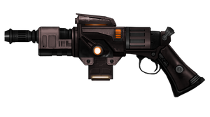 Custom Heavy Blaster Pistol 2