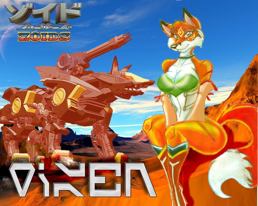 Vixen11 by JRMzoids