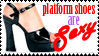 Platform shoes are Sexy by stampita