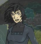 Asha Greyjoy - Experiment 1
