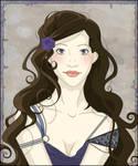 Goddess of Evening