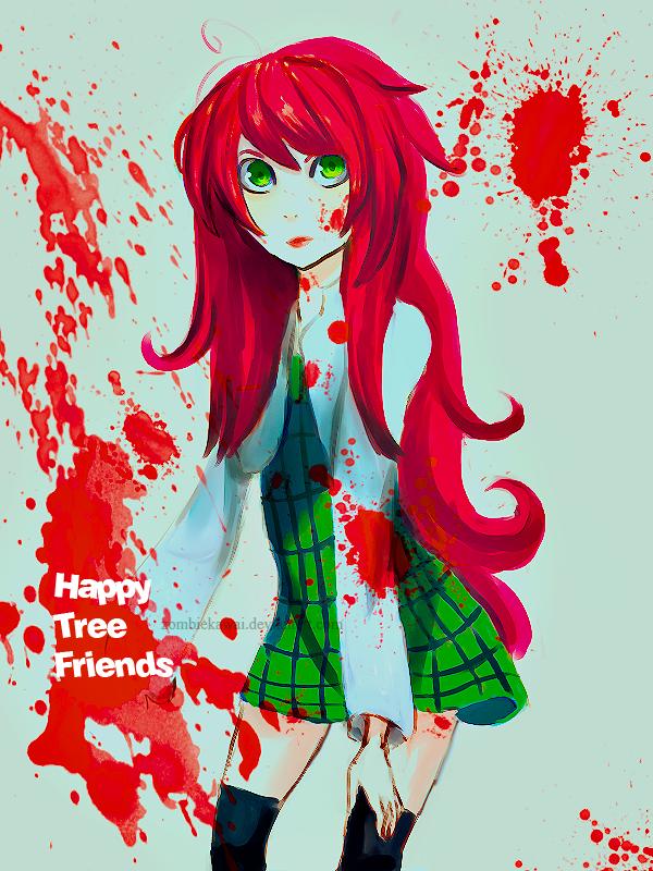 HTF:Flaky!! by zombiekawai