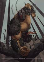 Berserker by Rhenyx