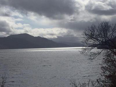 Loch Ness  by Cloudman313