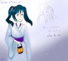 Winter Memories by DragonYoukaiKanaChan