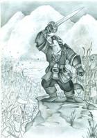 Lord Brocktree by FortunataFox