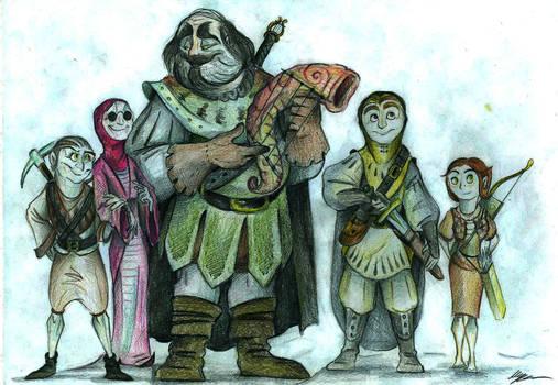 Guardians of GaHoole - homo sapiens stile.