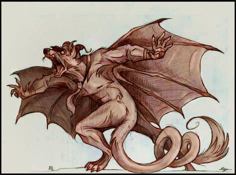 Red Dragon, Mr. D...