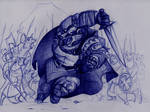 Redwall. The Epic Badger Lord.