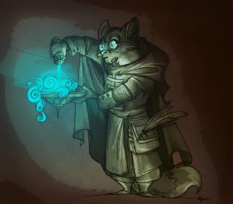 Grand Magician Groddil