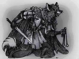 Redwall Villains: Slagar the Cruel. by FortunataFox
