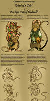 Ghost of a Tale vs. An Epic Tale of Redwall
