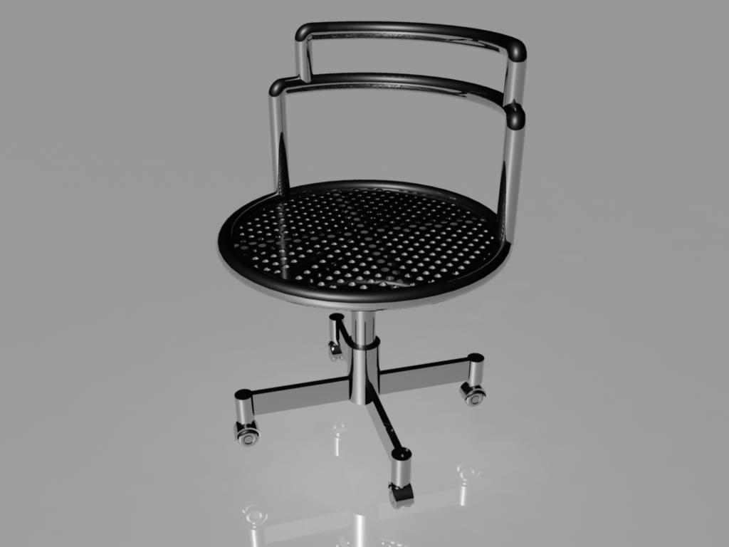 Chair 3d modeling maya by babudharmaraj on deviantart for Chair 3d model maya