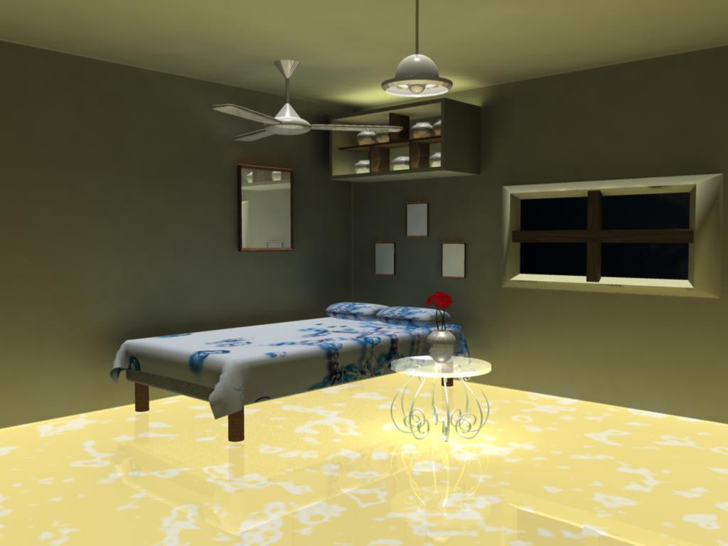 House Inside Room 3D Model By Babudharmaraj On DeviantArt