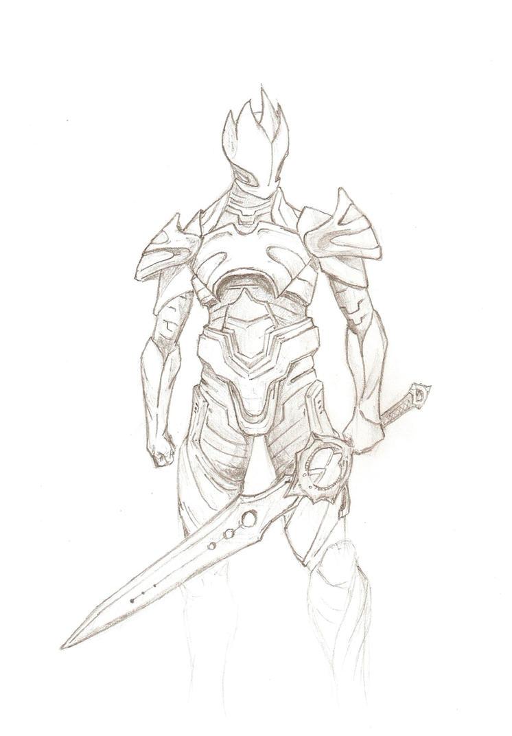 Infinity Blade: God-King by Vilbor