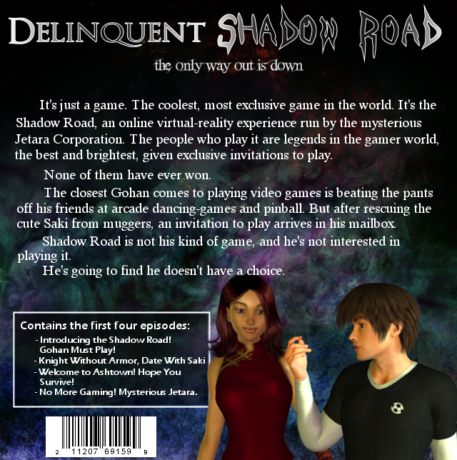 Delinquent Shadow Road Back by Chaos2112