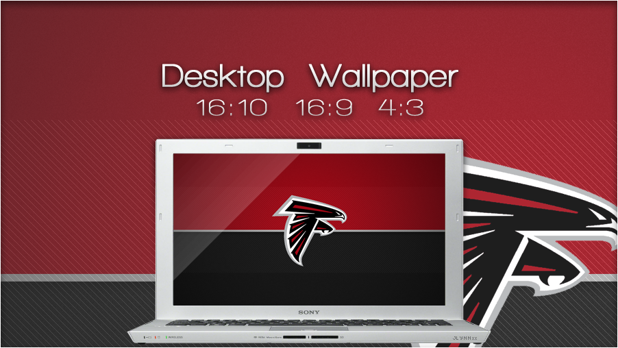 Atlanta Falcons Wallpaper. by jlynnxx