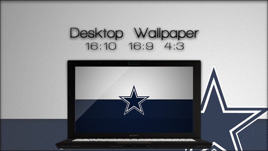 Dallas Cowboys Wallpaper. by jlynnxx