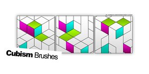 Cubism Brushes.