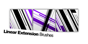 Linear Extension Brushes.