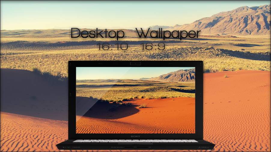 Desert Lush Wallpaper. by jlynnxx