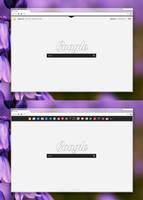 Google Nior Contrast. [Web Concept]