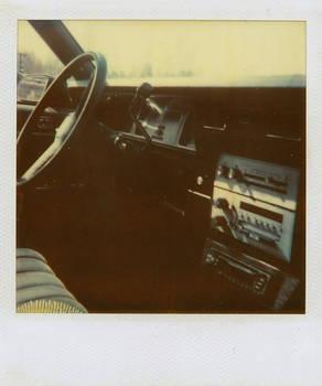 first polaroid
