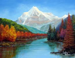 Landscape by SandraKristin