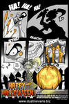 Happy Halloween Comic