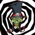 Vertigo Zombie Print