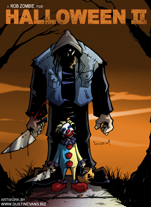 Rob Zombie's Halloween II by DustinEvans on DeviantArt