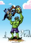 Marvel Vs. DC babies
