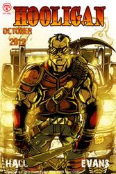 Hooligan Issue 1 Cover Art
