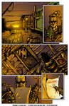Hooligan issue 1 page 6 colors