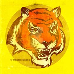 Eye of the Vintage Tiger