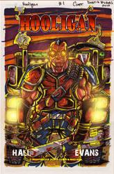 Hooligan 1 cover Marker Version