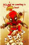 Deadpool Chibi Style