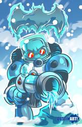 Lil Mr Freeze by DustinEvans