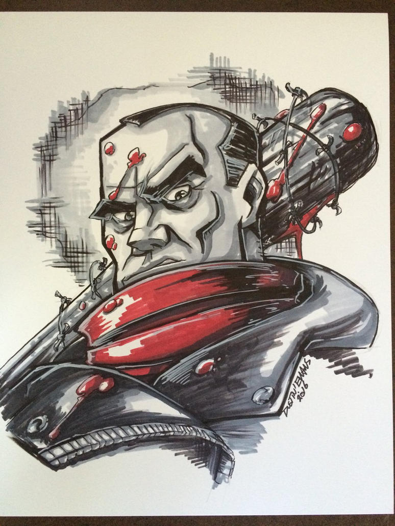 Who is Negan by DustinEvans