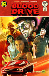 Blood Drive from SyFy