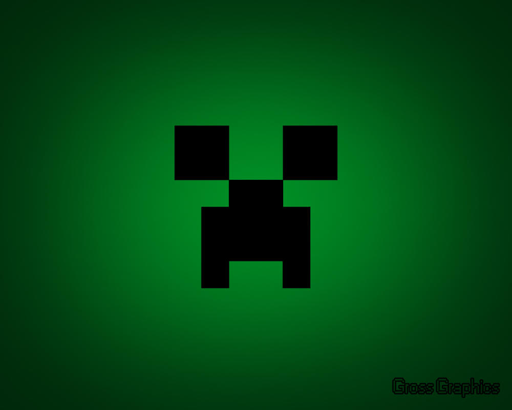 Minecraft creeper wallpaper by grossgraphics on deviantart minecraft creeper wallpaper by grossgraphics voltagebd Choice Image