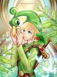 The Legend of Zelda: The Minish Cap by wondersmimi