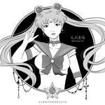 Sailor #inktober. #SailorMoon