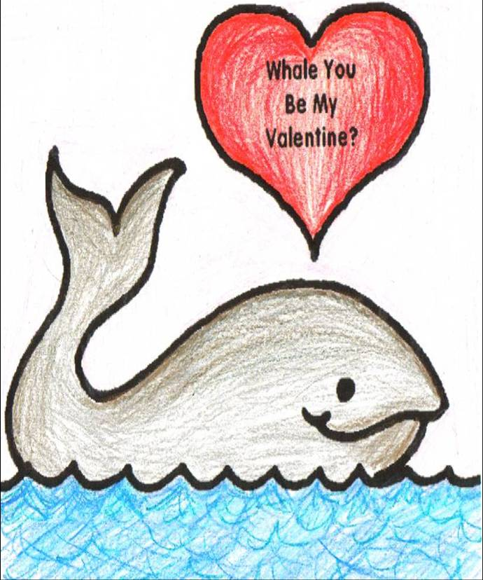 Schön Whale You Be My Valentine??? By Leeleegirl1987 ...
